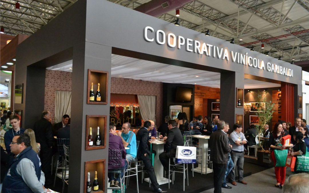 Cooperativa Vinícola Garibaldi participa da Expoagas 2015