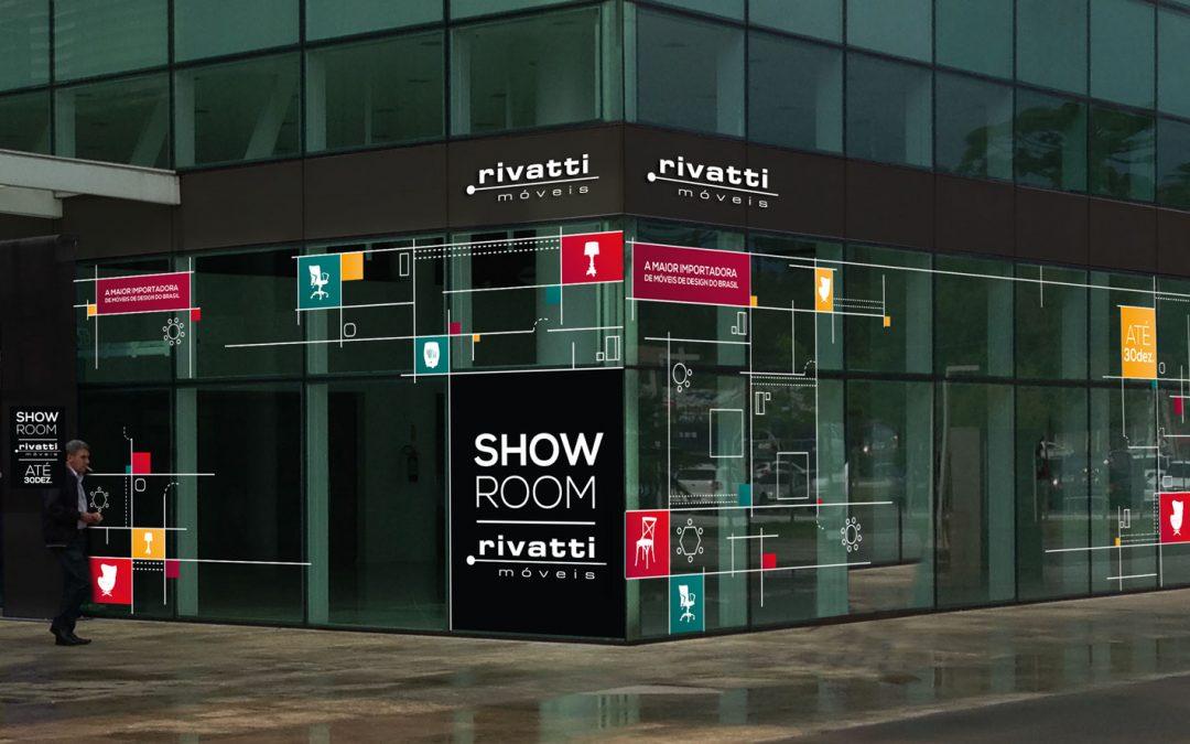 Rivatti abre showroom temporário no Iguatemi Caxias