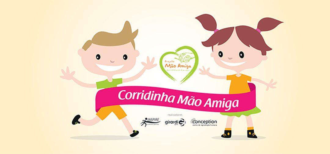 Corridinha Mão Amiga alia solidariedadee esporte no Iguatemi Caxias