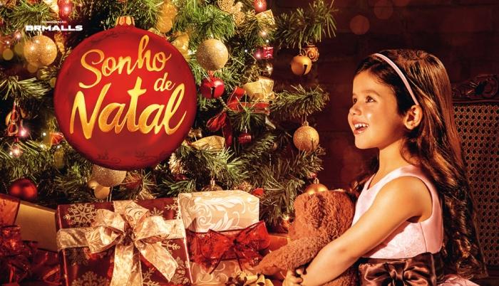 Iguatemi Caxias realizapromoção Sonho de Natal