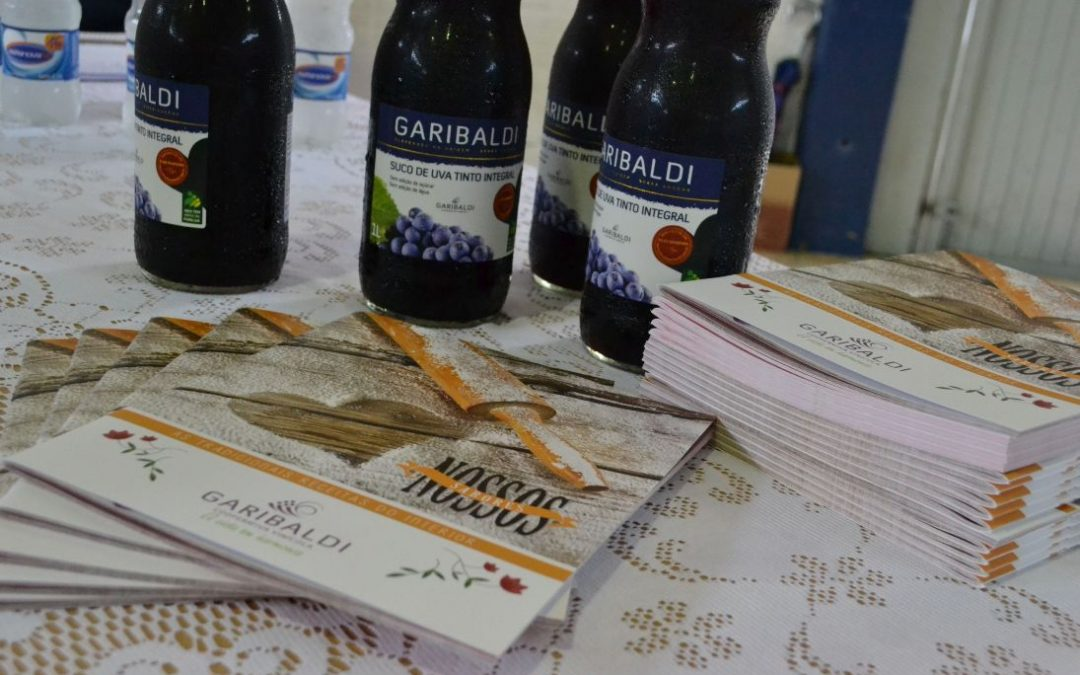 Cooperativa Vinícola Garibaldi realiza encontro de mulheres associadas