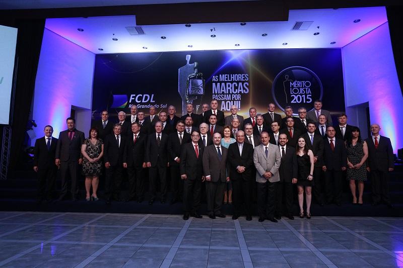 Cooperativa Vinícola Garibaldi conquista troféu Mérito Lojista pelo 5º ano consecutivo