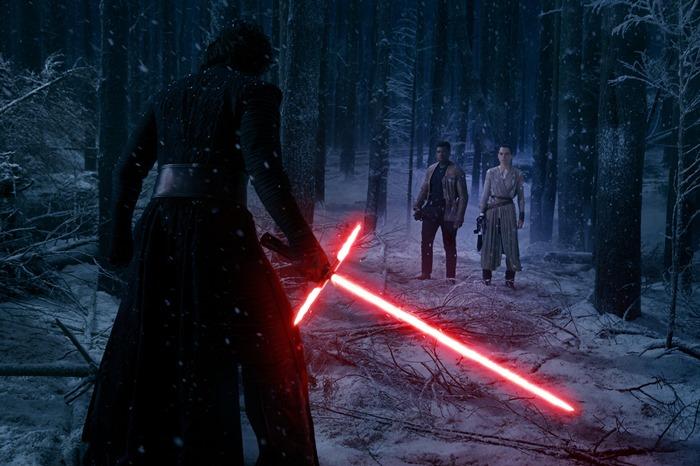 Star Wars – O Despertar da Força tempré-estreia no GNC Iguatemi Caxias