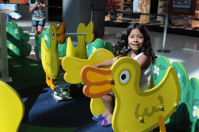 Iguatemi Caxias tem programaçãode férias para todas as idades