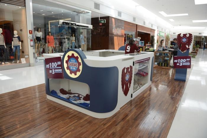 Iguatemi Caxias recebe museu itinerante da SER Caxias