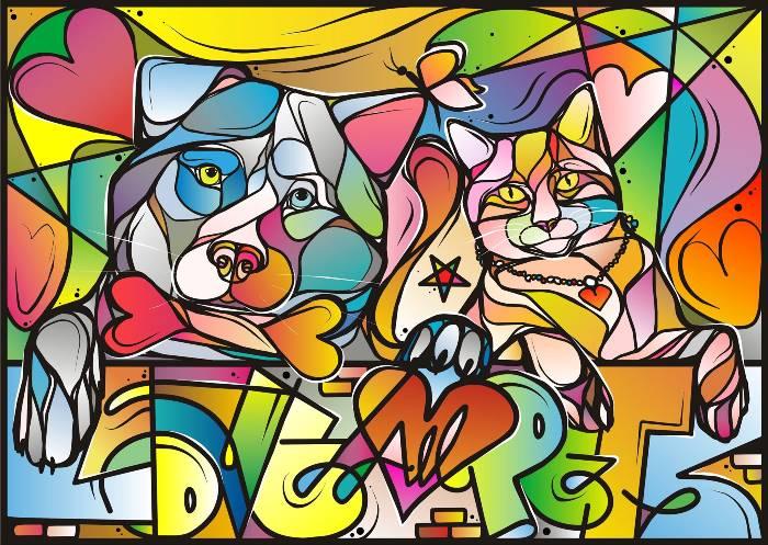 Iguatemi Caxias é palco da vernissage Love All Pets