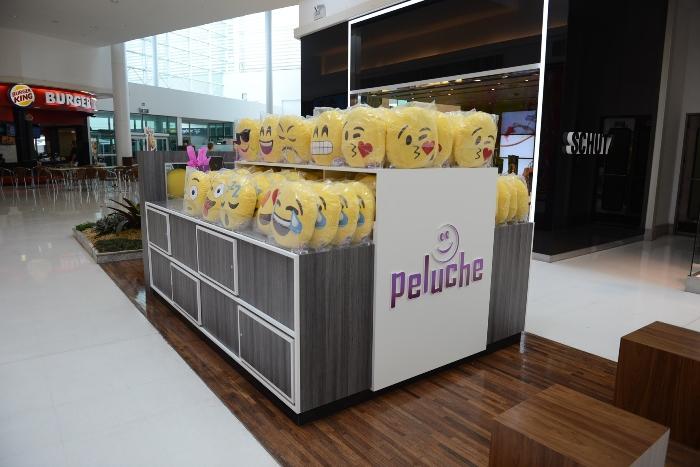Peluche abre primeira loja da marca no Iguatemi Caxias
