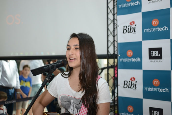 Mistertech Iguatemi Caxias realiza evento com youtuber Bibi Tatto
