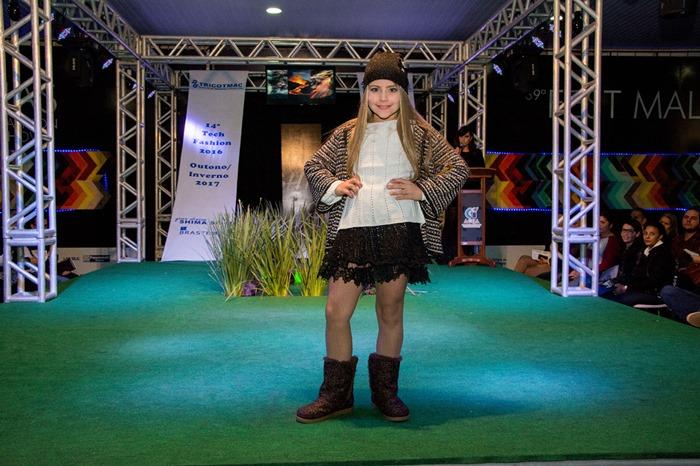 Must have do inverno: Botas em malha no 14º Tech Fashion Outono/Inverno 2017