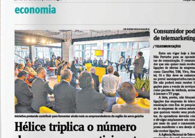 Jornal do Comércio – Hélice