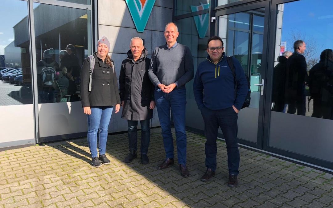 Artali e holandesa Ventura Systems selam parceria para o desenvolvimento de negócios no mercado latino-americano