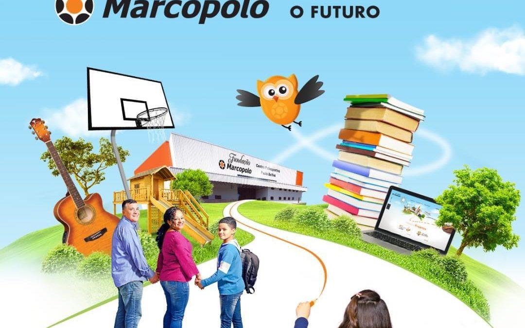 Fundação Marcopolo é selecionada para elaborar e executar editais da Lei Aldir Blanc