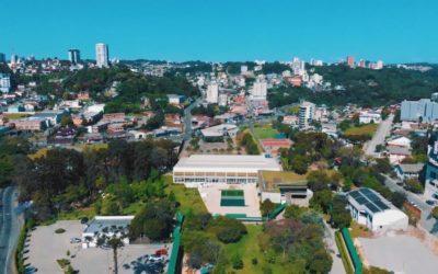 Solução integrada de segurança da MATV Sul é destaque em clube social de Caxias do Sul