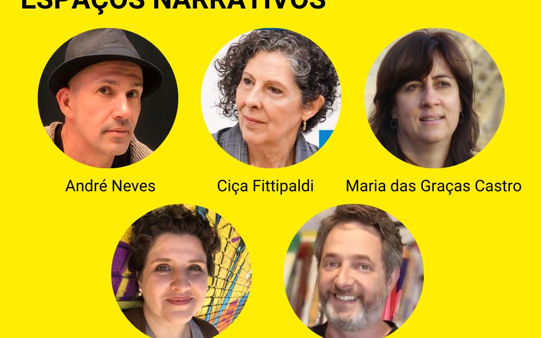 """Instituto de Leitura Quindim lança o curso online """"A biblioteca e seus espaços narrativos"""""""