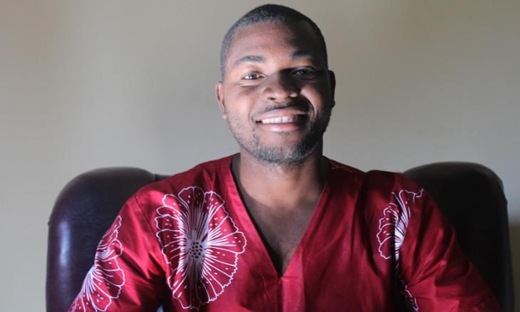 Dany Wambire é o convidado de maio no Quintal da Língua Portuguesa