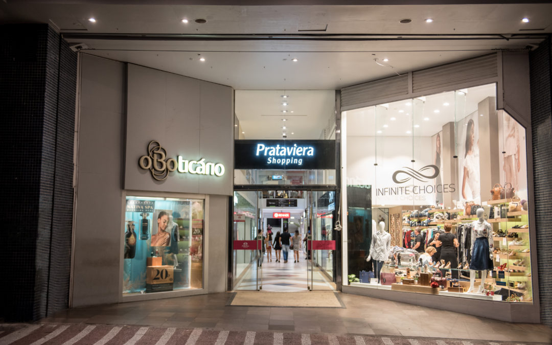 Prataviera Shopping apresenta novo site